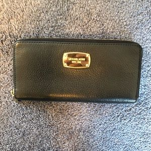 Michael Kors Black Wallet